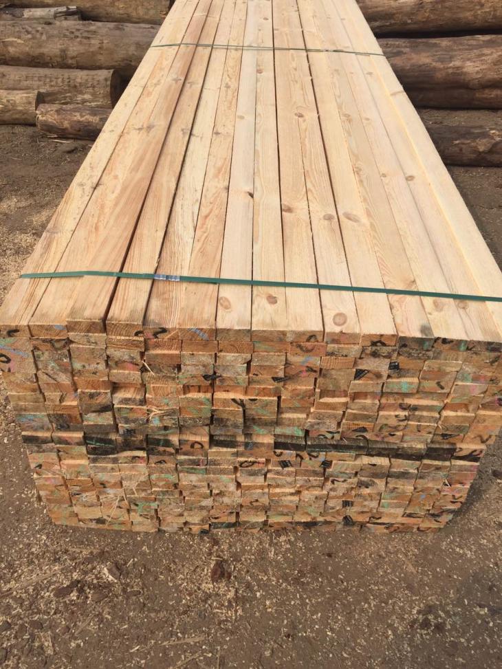 樟子松建筑木方